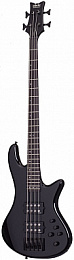 Бас-гитара SCHECTER STILETTO STAGE-4 BLK