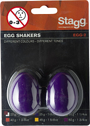 ШЕЙКЕРЫ STAGG EGG-2 PP