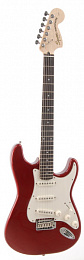 ЭЛЕКТРОГИТАРА FENDER SQUIER STANDARD STRAT RW CANDY APPLE RED