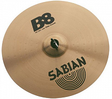 ТАРЕЛКА SABIAN 16 THIN CRASH B8