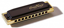ГУБНАЯ ГАРМОШКА HOHNER CROSS HARP 565/20 MS D