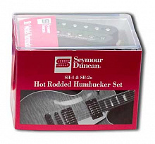 ЗВУКОСНИМАТЕЛИ SEYMOR DUNCAN HOT RODDED HUMBUCKER SET