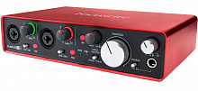 АУДИО ИНТЕРФЕЙС FOCUSRITE SCARLETT 2I4 2nd Gen USB