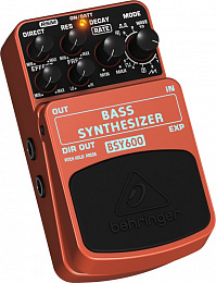БАСОВЫЙ ЭФФЕКТ BEHRINGER BSY600 BASS SYNTHTSIZER