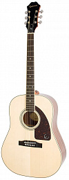 EPIPHONE AJ-220S SOLID TOP ACOUSTIC NATURAL