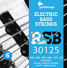 Струны GALLI STRINGS RSB30125