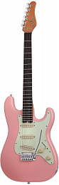 Электрогитара SCHECTER NICK JOHNSTON DS ATOMIC CORAL