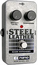 БАСОВЫЙ ЭФФЕКТ ELECTRO-HARMONIX STEEL LEATHER