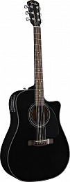 ЭЛЕКТРОАКУСТИЧЕСКАЯ ГИТАРА FENDER CD-110CE BLACK