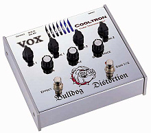 ГИТАРНЫЙ ЭФФЕКТ VOX COOLTRONE BULLDOG DISTORTION