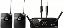 AKG WMS40 Mini2 Instrumental Set US25BD