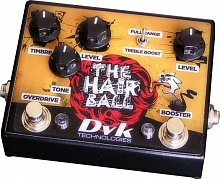 ГИТАРНЫЙ ЭФФЕКТ DVK TECHNOLOGIES THE HAIRBALL