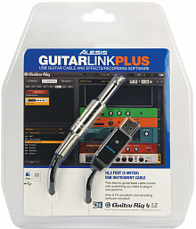 USB-КАБЕЛЬ ALESIS GUITAR LINK PLUS