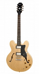 ЭЛЕКТРОГИТАРА EPIPHONE DOT NATURAL CH