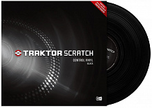 NATIVE INSTRUMENTS TRAKTOR SCRATCH PRO CONTROL VINYL